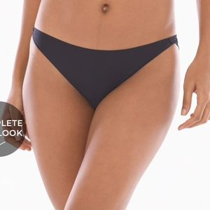 b06b36f547b9 Soma Intimates & Sleepwear   Allover Lace Retro Thong Three Pairs Sz ...